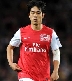 Chu Young Park-Arsenal