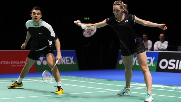 England-Chris-Adcock-and-Gabrielle-White-Badminton