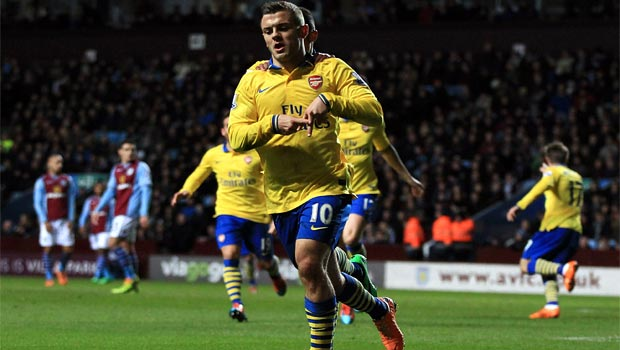 Jack-Wilshere-arsenal-win-over-aston-villa