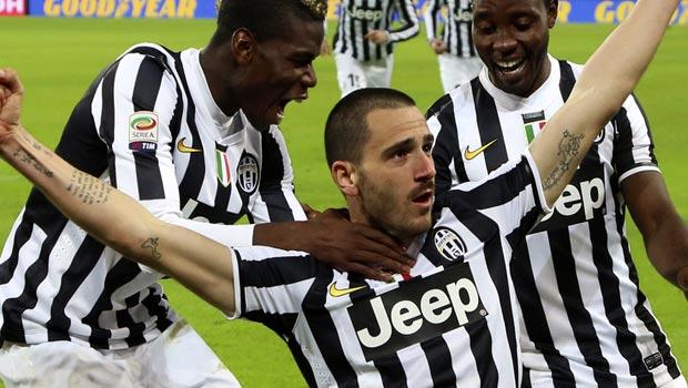 Juventus-v-Roma-Serie-A
