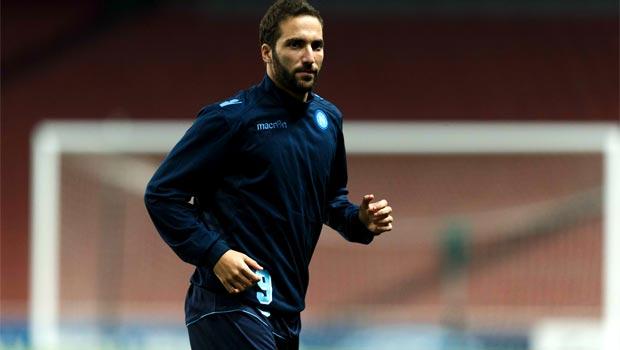 Napoli-striker-Gonzalo-Higuain