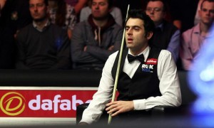Ronnie O'Sullivan Bida Dafabet World Snooker Championship
