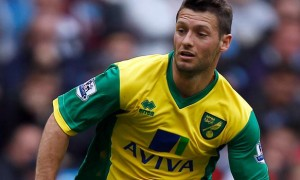 Wes Hoolahan Norwich City