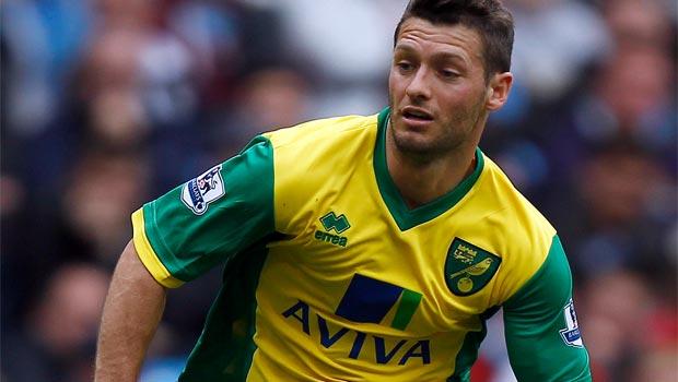 Wes Hoolahan Norwich City