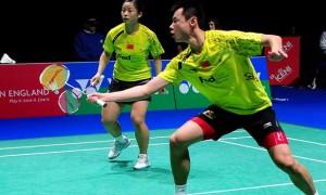 Xu Chen - Ma Jin - badminton
