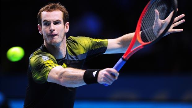 Mặc dù để thua trong set đầu, Andy Murray