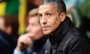Chris Hughton Norwich City