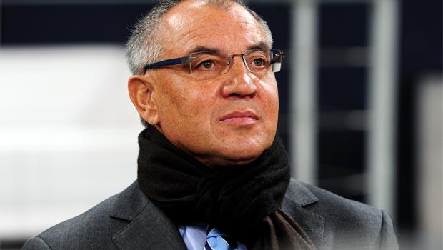 Huấn luyện viên trưởng Felix Magath của Fulham