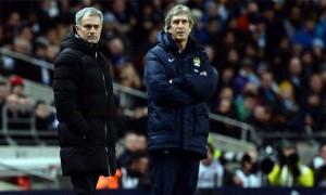 Huấn luyện viên Manuel Pellegrini của Man City