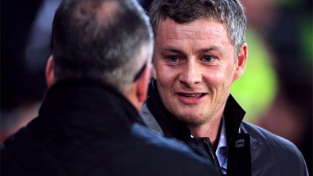 Huấn luyện viên Ole Gunnar Solskjaer của Cardifff City
