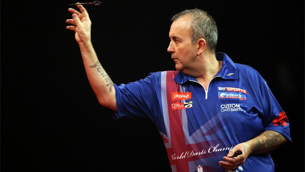 Phil Taylor Premier League Darts