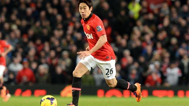 Shinji Kagawa Man United