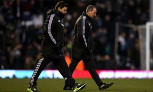 Huấn luyện viên Mauricio Pochettino của Southampton