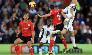 Swansea v Cardiff city