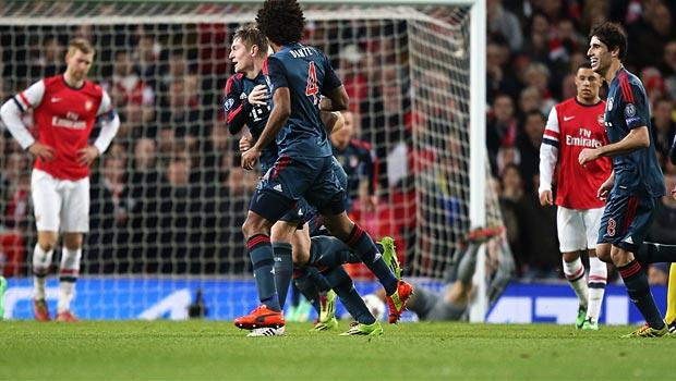 Toni Kroos Bayern-Munich