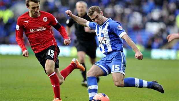 Wigan Athletic - Cardiff Ci