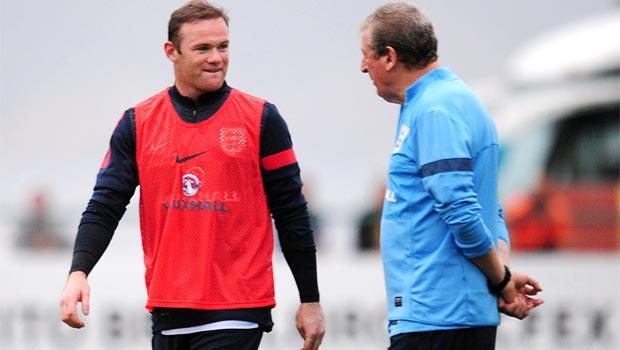 Huấn luyện viên Roy Hodgson của đội tuyển Anh đã