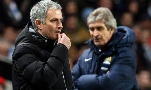 mourinho chelsea - Manuel Pellegrini man city