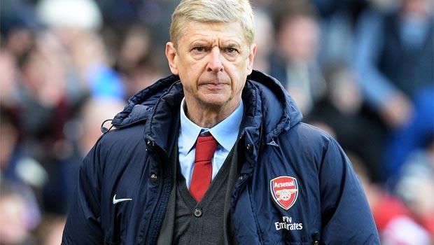 Huấn luyện viên Arsene Wenger của Arsenal