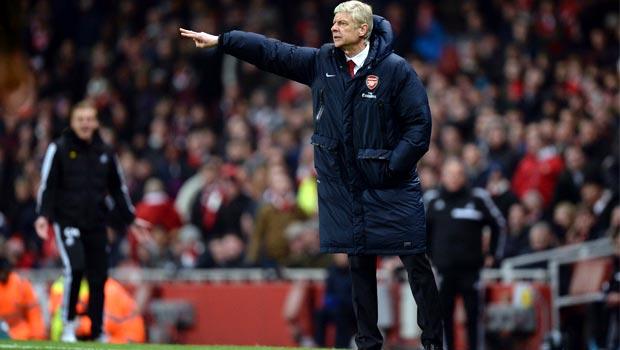 Arsene Wenger - manager arsenal