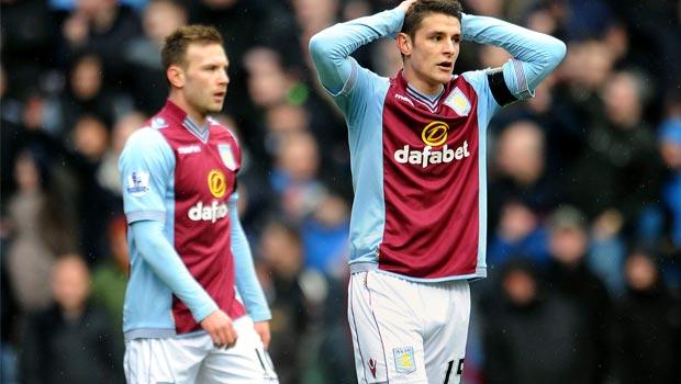 Aston Villa v man united