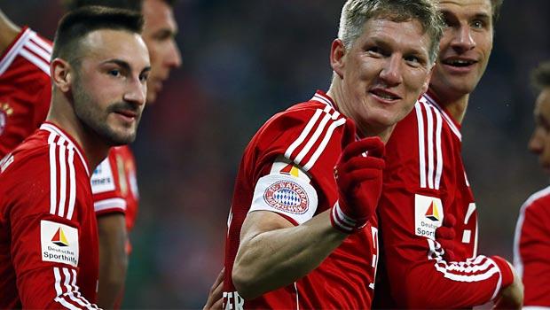 Bayern Munich có thể sớm giành chức vô địch Bundesliga