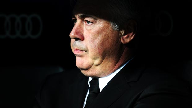 Carlo Ancelotti - Real Madrid