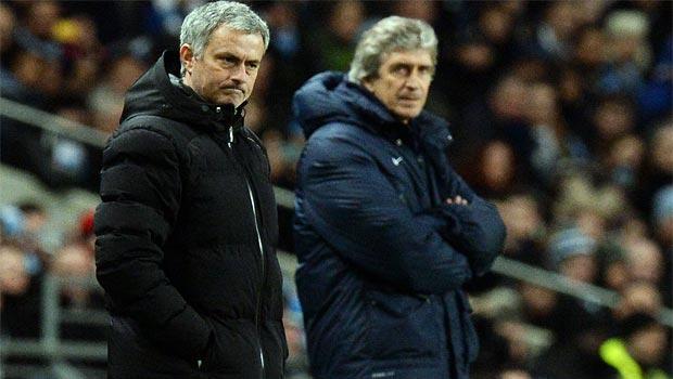 Huấn luyện viên Jose Mourinho của Chelsea
