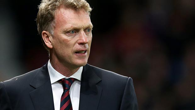 Huấn luyện viên David Moyes của Manchester United