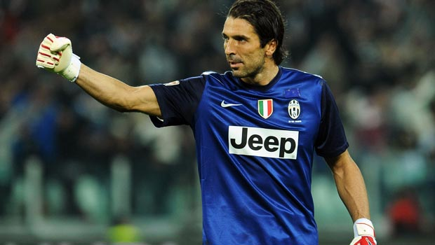 Gianluigi Buffon Juventus Goal Keeper