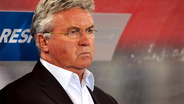 Guus Hiddink world cup