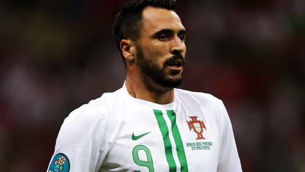 Hugo Almeida - Portugal striker