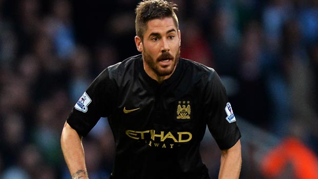 Javi Garcia - Manchester City