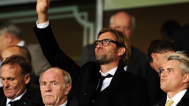HLV Jurgen Klopp của Borussia Dortmund