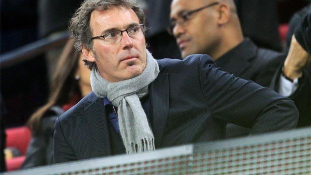 Laurent Blanc - Paris Saint-Germain