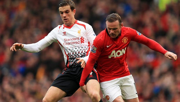 Liverpool - Manchester United Ngoại Hạng Anh