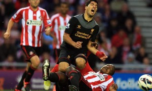 Luis Suarez - Liverpool v Sunderland
