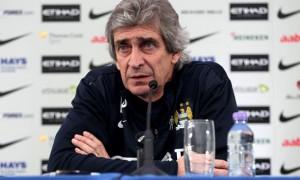 Huấn luyện viên Manuel Pellegrini của Manchester City