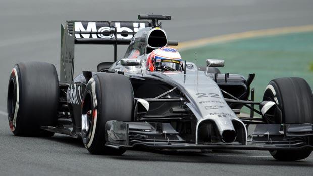 McLaren Đua Xe F1