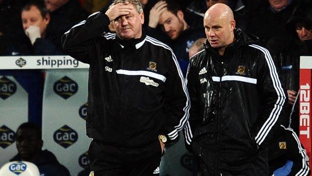 Steve Bruce - Hull City Manager