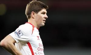 Steven Gerrard - Liverpool captain