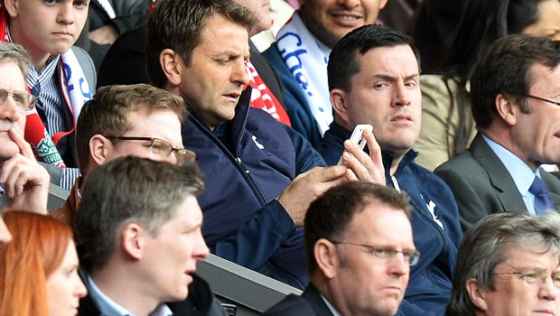 Tim Sherwood - Tottenham