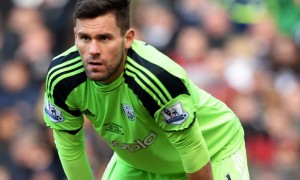 Thủ thành Ben Foster cho rằng West Bromwich Albion