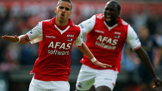 AZ Alkmaar  v Benfica Europa League