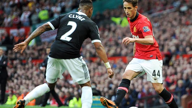 Adnan Januza  Manchester United on Belgium World Cup 2014