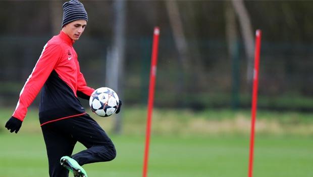Adnan Januzaj HLV đội tuyển Bỉ World-Cup