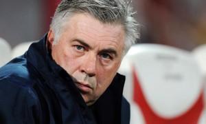 Huấn luyện viên trưởng Carlo Ancelotti của Real Madrid