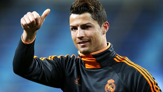 Cristiano Ronaldo Bóng Đá Real Madrid Champions League
