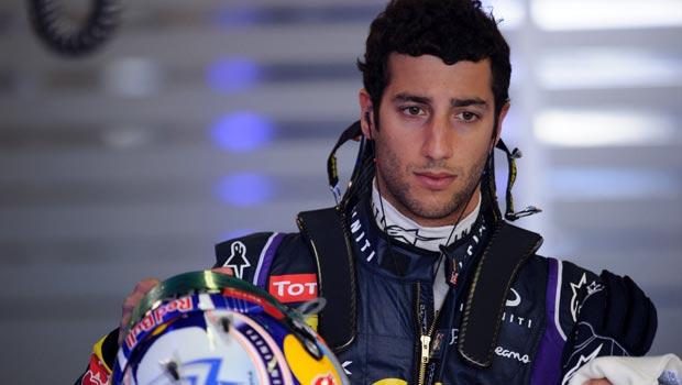 Daniel Ricciardo - Red Bull Driver