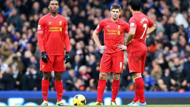 Tiền đạo Daniel Sturridge của Liverpool